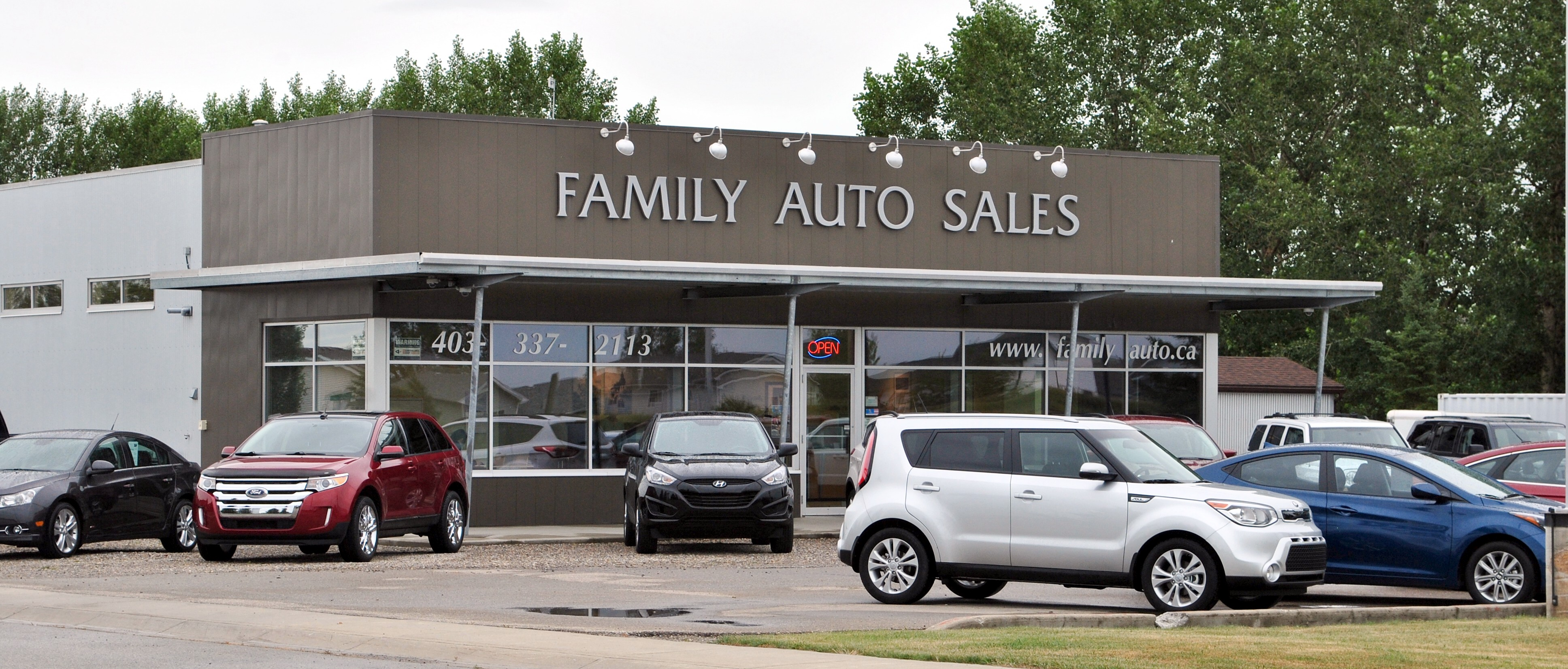 Family Auto Sales >> Family Auto Sales 2 Champion Rd Carstairs Ab T0m 0n0